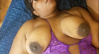 Black MILF GIVES A DEEP THROAT BLOWJOB AND GETS A HUGE MOUTHFUL OF JIZZ